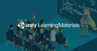 Unityの最新情報が一目瞭然!?【Unity Leaening Materials】